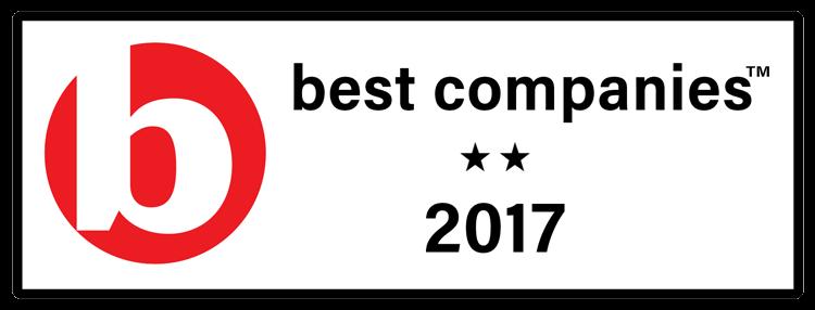 Best Companies 2017 Logo